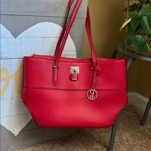 Candy 🍬 Apple 🍎 Red Nine West handbag